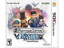 Professor Layton vs Phoenix Wright AceAttorney 3DS