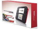 >Consola Nintendo 2DS Red Mario Kart 7 Pack