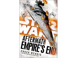 Star Wars: Empire's End: Aftermath (ING) Libro