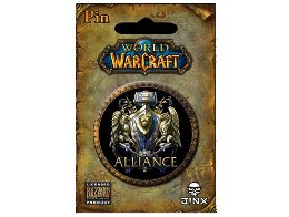 Pin World of Warcraft Alliance