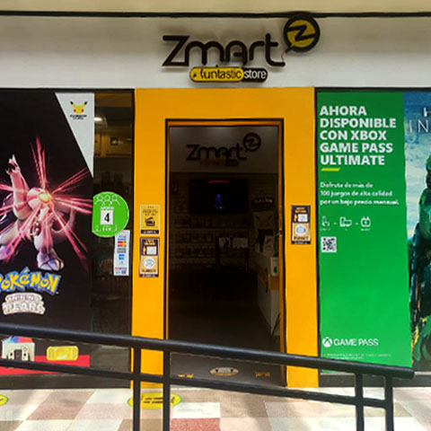 Zmart - Mall Paseo Quilín