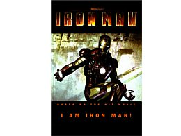 Iron Man: I am Iron Man (ING/TP) Comic