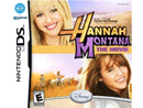 Hannah Montana The Movie DS Usado