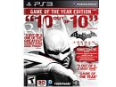 Batman:Arkham City Game of the Year Ed. PS3 Usado