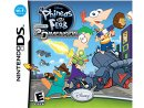 Phineas and Ferb Across the 2nd Dimension DS Usado