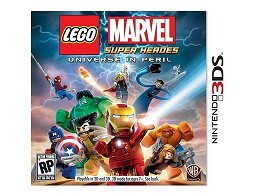 Lego Marvel Super Heroes 3DS Usado