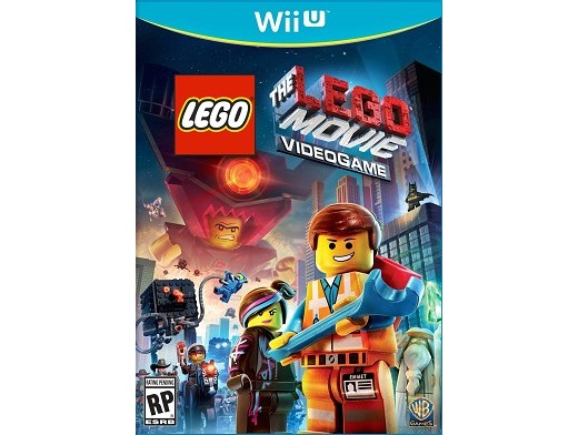 The Lego Movie Videogame Wii U Usado