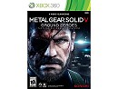Metal Gear Solid V: Ground Zeroes XBOX 360 Usado
