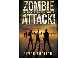 Zombie Attack: Rise of the Horde (ING) Libro