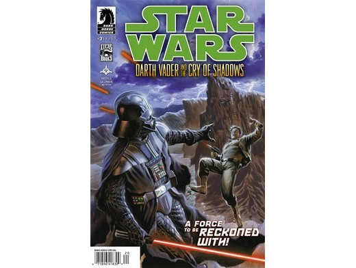 SW Darth Vader & Cry of Shadows #3 (ING/CB) Comic