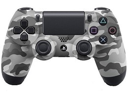 Control Sony DualShock 4 Urban Camouflage PS4