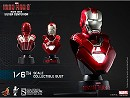 Iron Man Mark 33 Collectible Bust by Hot Toys