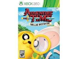 Adv.Time: Finn and Jake Investigations XBOX 360