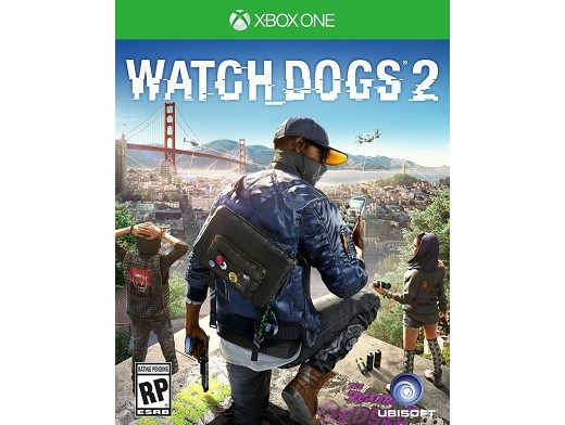 Watchdogs 2 XBOX ONE
