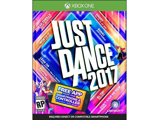 Just Dance 2017 XBOX ONE Usado