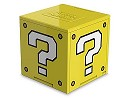 Pop N Display Question Block Game Storage 3DS