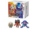 Pokémon Sun & Moon Pack +Mini Figuras Starters 3DS
