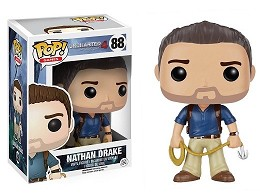 Figura Pop! Games: Uncharted - Nathan Drake