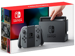Consola Nintendo Switch Gray