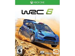 WRC 6: World Rally Championship XBOX ONE