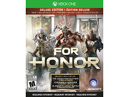 For Honor: Deluxe Edition XBOX ONE