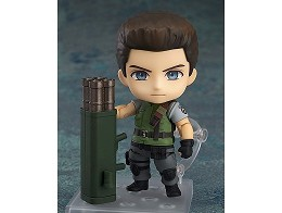 Figura Nendoroid Chris Redfield - Resident Evil