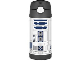 Botella Thermos Funtainer 12oz Star Wars R2-D2
