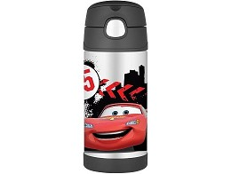 Botella Thermos Funtainer 12oz Cars