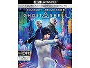 Ghost in the Shell 4K Blu-ray
