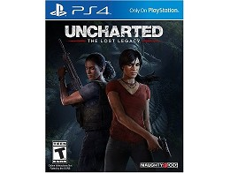 Uncharted: The Lost Legacy PS4 Usado