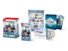 Fire Emblem Warriors Special Edition NSW