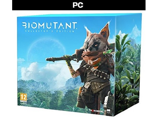 Biomutant Collector Edition PC