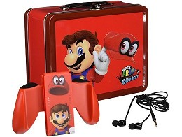 Lunchbox Kit Super Mario Odyssey Edition NSW