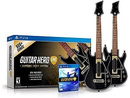 Guitar Hero Live Supreme Party Edition 2 Pack PS4