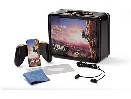 Lunchbox Kit Zelda: Breath of the Wild Edition NSW