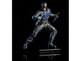 Estatua Nightwing Batman Arkham Knight IronStudios