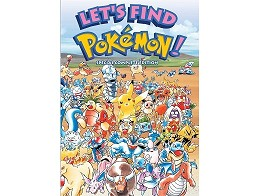 Pokemon Lets Find Pokemon Special (ING/HC) Comic