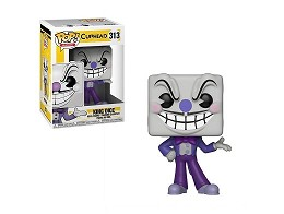 Figura Pop! Games: Cuphead - King Dice