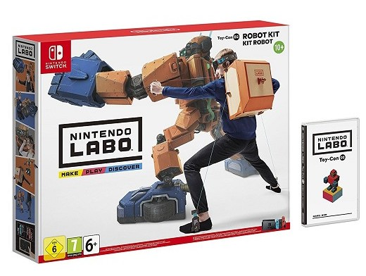 Nintendo LABO - Robot Kit NSW