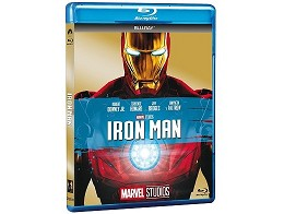 Iron Man Blu-Ray (latino)