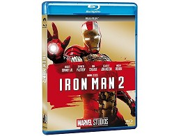 Iron Man 2 Blu-ray (latino)