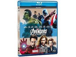 The Avengers Blu-ray (latino)
