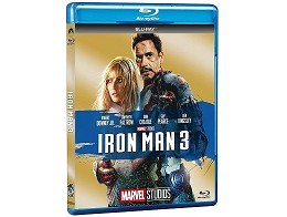 Iron Man 3 Blu-ray (latino)