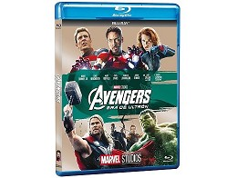 Avengers: Era de Ultrón Blu-ray (latino)