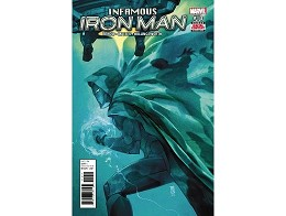 Infamous Iron Man #10 (ING/CB) Comic
