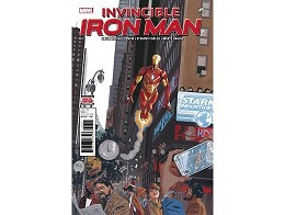 Invincible Iron Man #9 (ING/CB) Comic