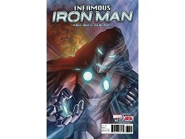 Infamous Iron Man #11 (ING/CB) Comic