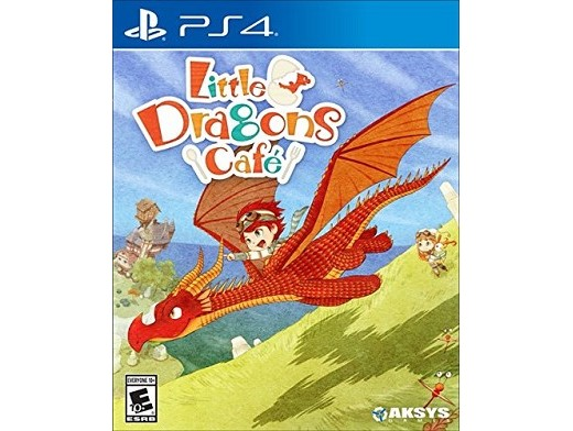 Little Dragons Café PS4