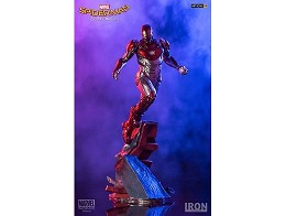 Estatua Iron Man Mark XLVII Spider-Man Homecoming
