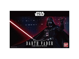 Model Kit Darth Vader Dark Lord of the Sith SW